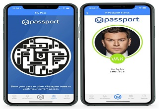 "Photo of חברה טכנולוגית בריטית משיקה את דרכון הבריאות לטיסות בטכנולוגיה מאובטחת הראשון בעולם ""VPassport"""