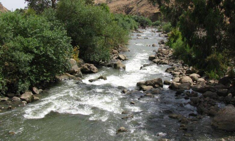 נהר הירדן, קרדיט: המשרד להגנת הסביבה