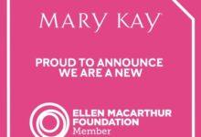 Photo of Mary Kay Inc. מצטרפת לקרן אלן מקארתור עם מחויבות לכלכלה מעגלית